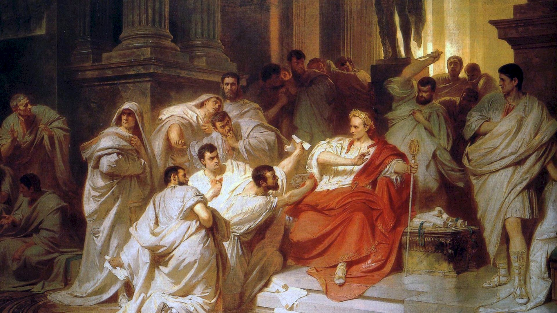 Was Julius Caesar the First Emperor of Rome?